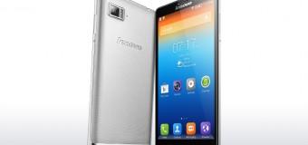 Lenovo'dan yeni akıllı telefon