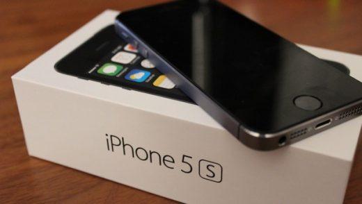 Apple iPhone 5s desteğini kesmedi!