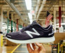 Şimdi de 3D yazıcı ile spor ayakkabı üretildi