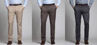 Yeni Sezon Erkek Pantolon Modelleri