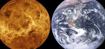 Venüs'teki bulutlar şaşkınlık yarattı