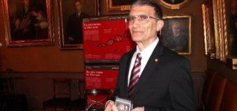 Aziz Sancar ABD'de 'Muhteşem Göçmen' seçildi