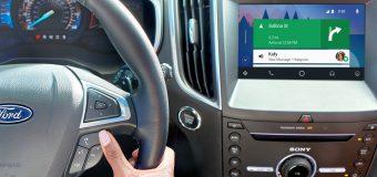 2017 model Ford'lar Android Auto'yla verilecek