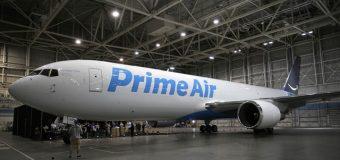 Amazon uçak filosu kuruyor
