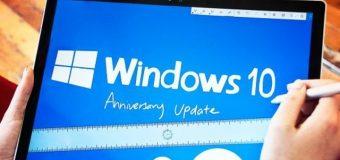 Windows 10'a dev güncelleme!