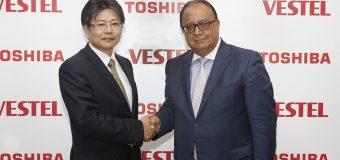 Vestel, Toshiba ile anlaştı, Avrupa pazarına Vestel satacak!