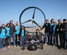 YTÜ öğrencileri Hollanda'dan kupayla döndüler