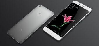 Xiaomi'den çerçevesiz telefon: Mi Max!