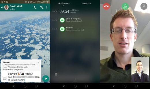 WhatsApp'a görüntülü arama özelliği geldi!
