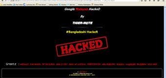 Google yine hack'lendi!