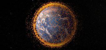 Japonya uzaya çöpçü yolladı