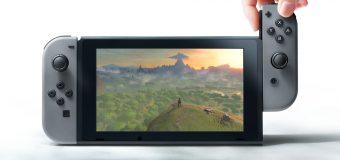 Nintendo Switch yeni oyun konsolu
