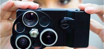 Cep telefonlarının lensi için müthiş yenilik!