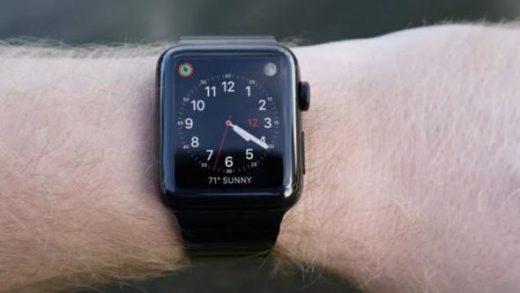 Apple Watch'ların ekranı büyüyor!