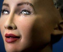 Dünya'nın ilk robot vatandaşı Suudi Arabistanlı