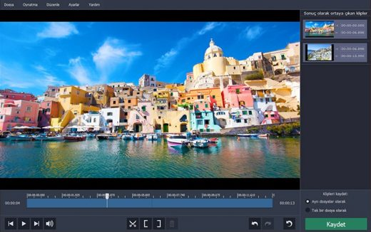 Movavi Video Suite 18 ile profesyonel klipler oluşturun!