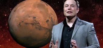 """Elon Musk """"Mars'a yolculuk başlıyor"""""""