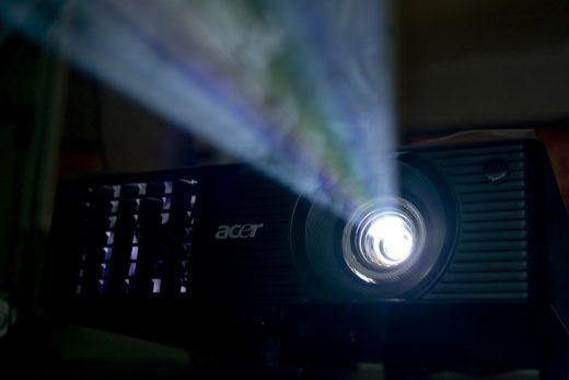 Projeksiyon lambası